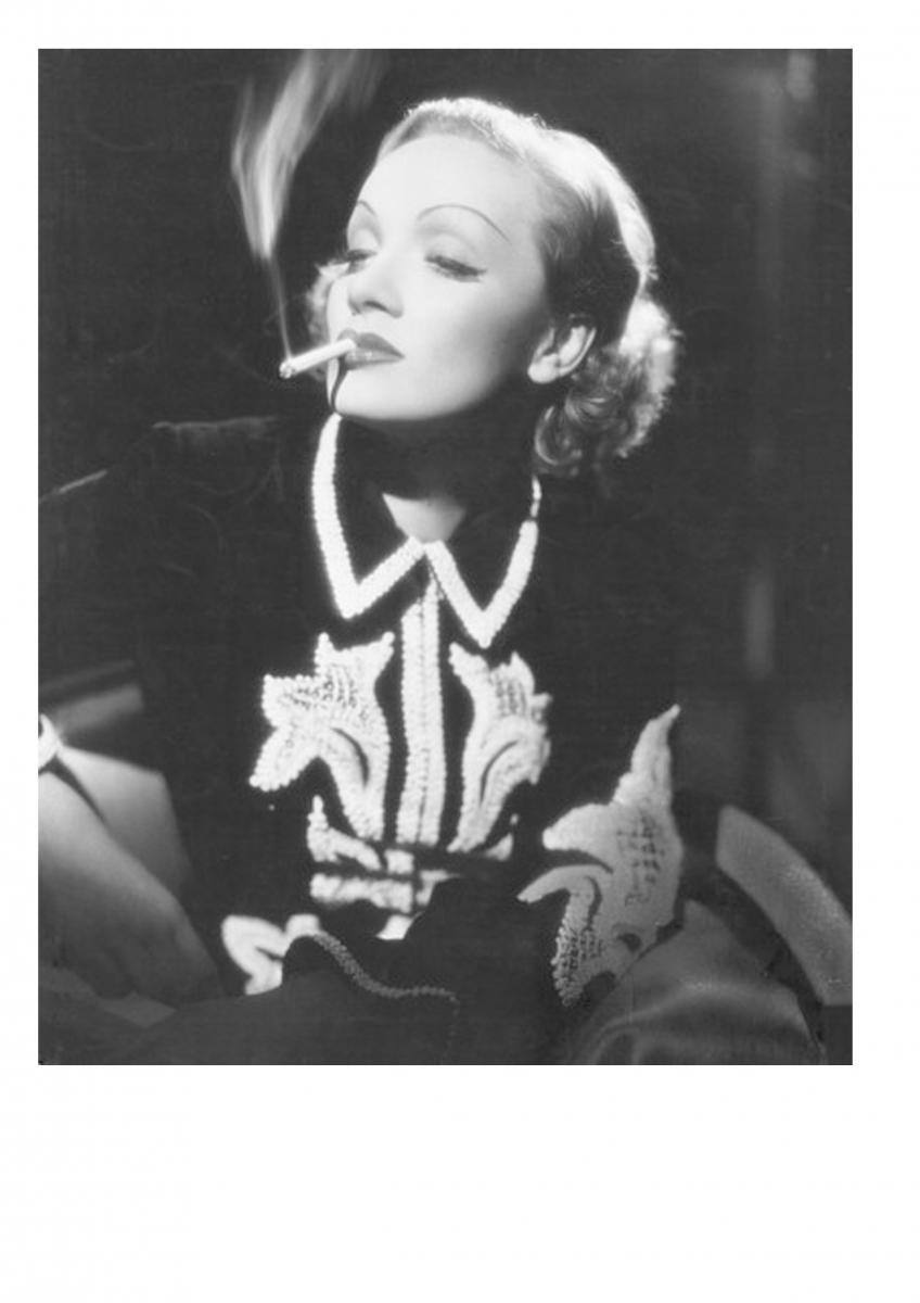 Marle¦Çne Dietrich in Angel movie 1937, wearing Schiaparelli_Getty image_0.jpg
