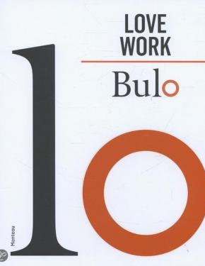 The cover of Love Work. Bulo