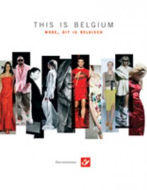 the cover of This is Belgium