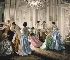 The ladies at the ball. Copyright Cecil Beaton
