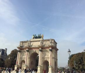 a Trip down Tuileries