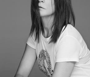 Portrait Carine Roitfeld. Copyright Anthony Maule