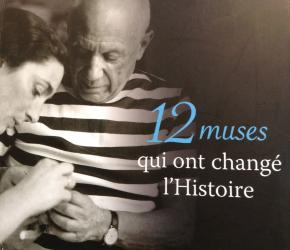 Twelve Muses qui ont changé l'Histoire, by Bertrand Meyer-Stabley, edited by Pygmalion